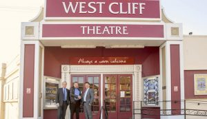 West Cliff Theatre's Norman Jacobs Centre