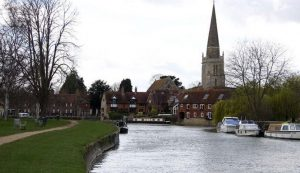 Abingdon river and canal