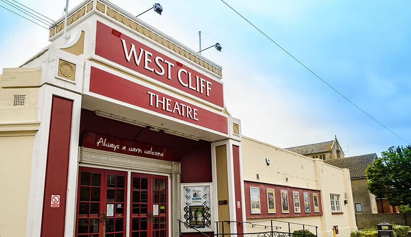 West Cliff Theatre