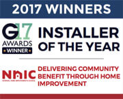 G17 Installer of the year award and NHIC delivering community benefit