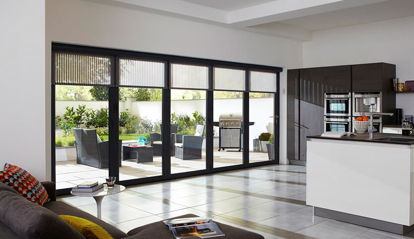 Modern external home doors in the South East UK | SEH BAC