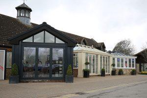 Abingdon double glazing showroom