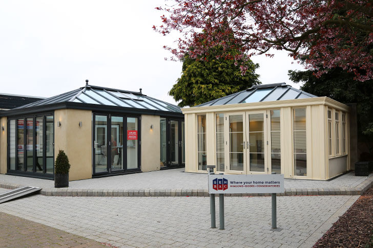 Ipswich Conservatories Windows Amp Doors Showroom Seh Bac