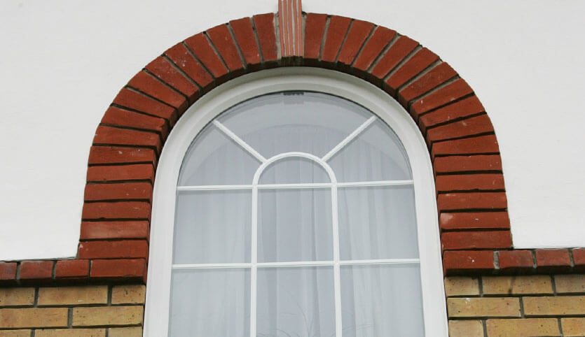 online retailer d4db6 f7c47 uPVC Bespoke Windows - Arched, Curved & Angled | SEH BAC