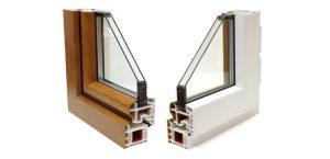 Double glazing profiles