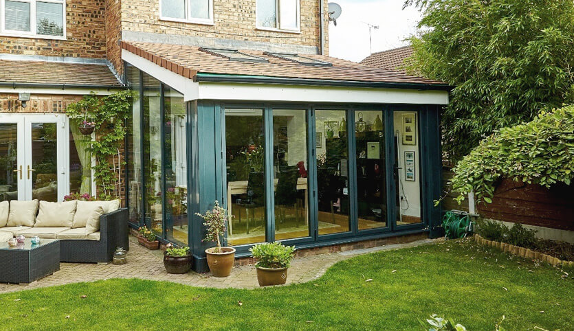 Tiled Conservatory Roof In Essex Amp South East Seh Bac