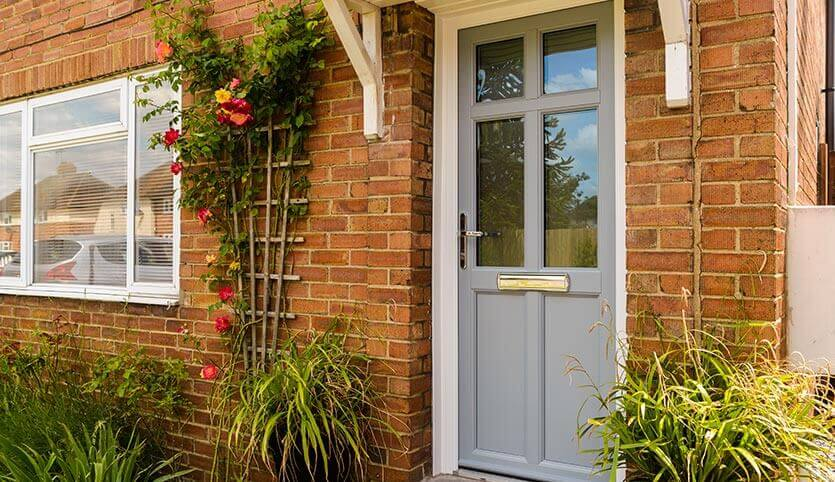 Modern External Home Doors In The South East Uk Seh Bac