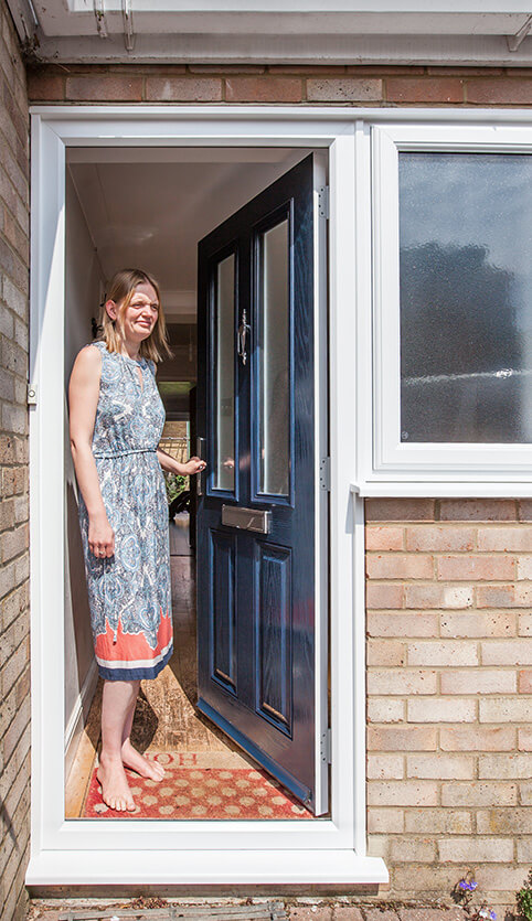 Replacing Doors And Windows In A Modern Detached Home Mr