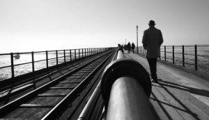 Southend on sea walkway