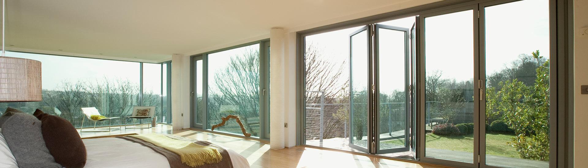 Aluminium Bi Fold Doors Brighten Your Home Today Seh Bac