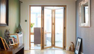 Origin Bifold Door